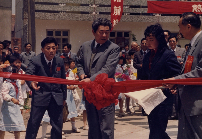 May 15, 1987 is destined to be the most celebrated day for Dadong Company. This is when the provincial leaders cut the ribbon for the opening of the company.