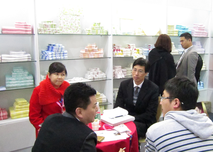 Report of the 95th China needle Exhibition